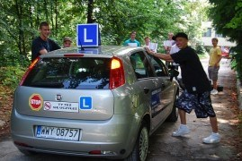 Prawo Jazdy na wczasach w 15 dni w Polsce -2990 zł