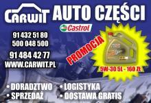 AUTO CZĘŚCI CARWIT - Doradztwo - Sprzedaż - Logistyka