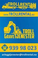 Zapraszamy do korzystania z Naszych usług - firma Trollrental As avd Gravetjenester