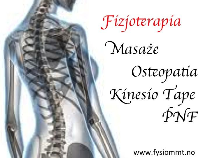 Fizjoterapia i Osteopatia -Oslo i Akershus