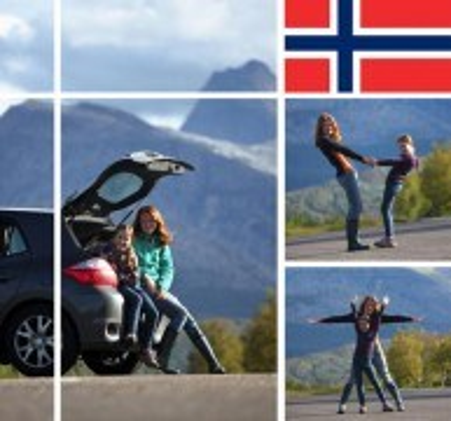 Ubezpieczenie samochodu w Norwegii