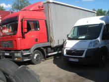 Transport małych i dużych ładunków