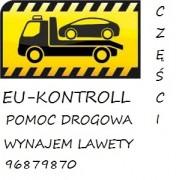 Przygotowanie Pod EU/Pomoc Drogowa/Wynajem Lawety/
