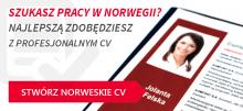 CV w języku norweskim - tłumaczenie i korekta