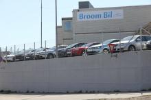Autokomis BROOM BIL AS w Sandnes