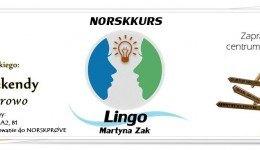 Kursy norweskiego LINGO Drammen, Martyna Zak