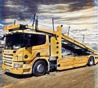 Profesjonalny transport auta z Norwegii / okolice Oslo do Polski!