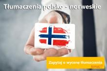 Tłumacz norweski online