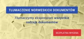 Tłumaczenie norweskich dokumentów