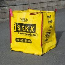 Worki i kontenery na odpady budowlane i nie tylko + odbiór w Oslo, Bergen i Stavanger oraz okolice