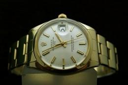 Kupię złoty zegarek ROLEX męski