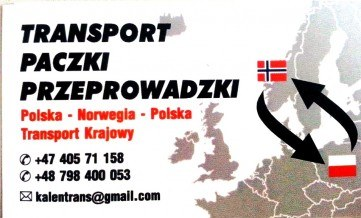 Transport-Paczki-Przeprowadzki z Pl 7 z Nor 9.07!!