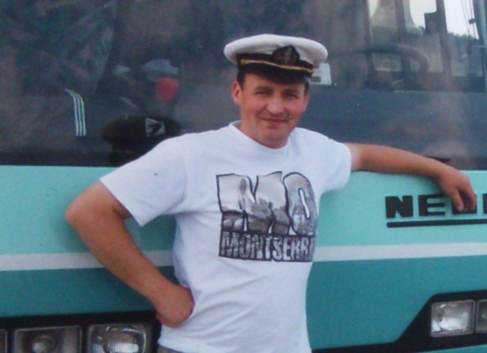kierowca autobusu norwegia
