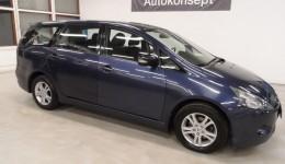 Mitsubishi Grandis, EU, ALU, 7-osobowy, Nawigacja, Model 2005 rok, Przebieg: 210500 km, Nowa cena: 39 588 koron