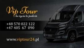 VipTour24.pl - Przewozimy osoby paczki zakupy z PL