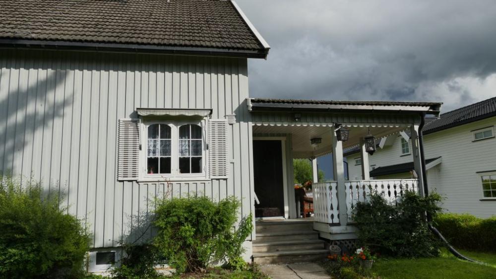 Mieszkanie w Kløfta.