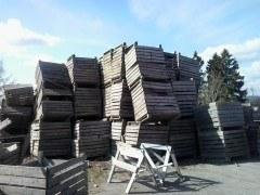 Drewniane skrzynie ZA DARMO !!!