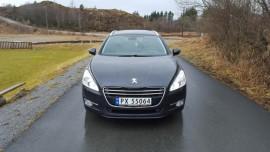 Peugeot 508 sw 2011r 2,0 180km full opcja