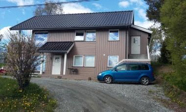 Pokoj 10m2 w nowym mieszkaniu 85m2, w Årnes