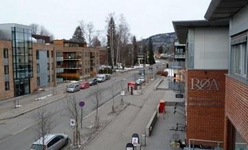 Pokoje w centrum Oslo