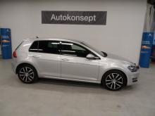 + 2013 VW Golf Highline 150ph + 4x4 + Nawigacja + DAB + Kamera cofania + Bi-Xenon + przeb. 94000 km + GWARANCJA + cena 249 945,- +