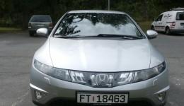 Honda Civic 1,4 Sport 2006, 143 000 km