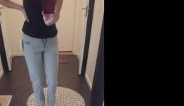 Kari Traa. Spodnie dresowe