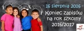 Ostatnie wolne miejsca – Bezpłatna polska szkoła dla dzieci - Koniec zapisów 16 sierpnia!