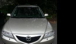 Mazda 6 1.8 2003r.