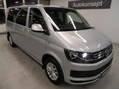 + 2016 VW Transporter L 150Hp + 9 os. + Webasto + Hak + Asystent parkowania + 10365 km + NOWA cena kr 589 900,- (od 5770,- msc*)