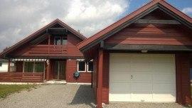 Dom 180m kw. z garażem do wynajęcia od październik
