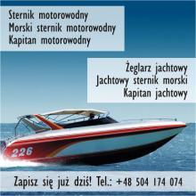 Patent sternika motorowodnego!