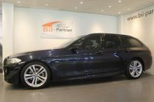 Bardzo zadbane i bogato wyposażone BMW 520DAT M Sport.