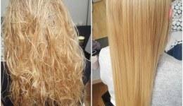 Przedłużanie rzęs, keratynowe prostowanie włosów