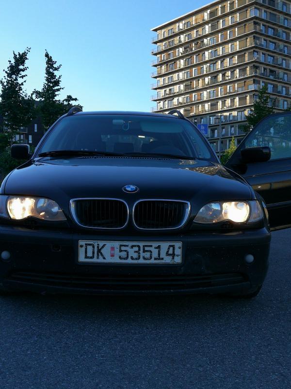 BMW 3-serie 316i 2003r.USZKODZONY.