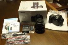Canon EOS 5D Mark III 22.3MP DSLR Camera