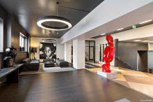 2 pokoje w najlepszym apartamentowcu w Oslo