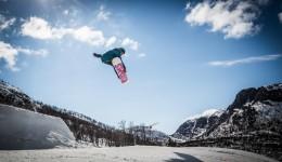 Lekcje snowboardu