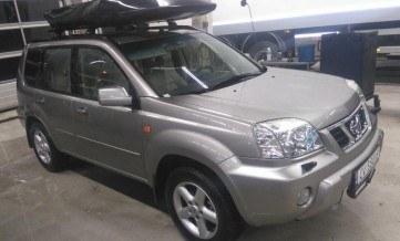 Nissan xtrail 2.0 bezyna 140 4x4  40.000nok 2003