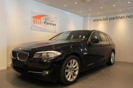 BMW 520 DAT 184HK