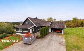 Wynajme pietro domu 100 m2 4 pokoje 50 km od Oslo