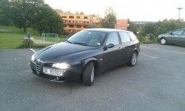 Piekna Alfa Romeo 156 Lift model 2004, EU-11.2017