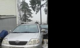 Toyota Corolla 2002r. 1.4 benzyna