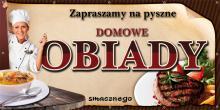 SMACZNE POLSKIE, DOMOWE OBIADY -NA WYNOS!
