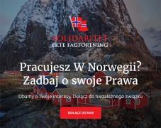 Polski związek zawodowy w Norwegii - SOLIDARITET