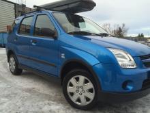 Suzuki Ignis 4x4 , EU do 30.04.2019
