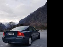 Volvo S60, super stan, 2.0 benzyna 180KM, automat