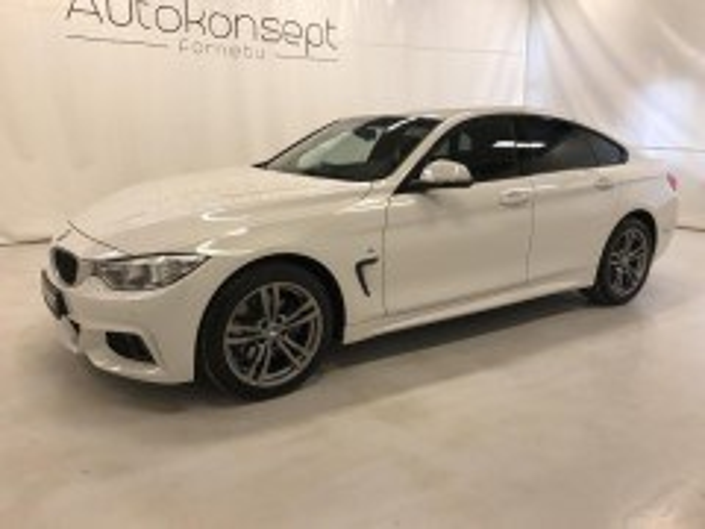 2016 BMW 430i GRAN COUPE 252Hp| xDrive| M-Sport|  Connected drive service| NAWIGACJA PRO| PDC| DAB| ALARM BMW| PRZYCIEMNIANE SZYBY TERMICZNE| KEYLESS GO| GWARANCJA BMW| 13000km| Cena od 4599,- *