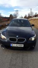 SPRZEDAM !!!!! BMW E60 523i !!!!! 2.0 beznyna 2006