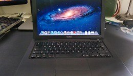 MacBook Core Duo 2x2.2GHz, 4GB RAM, 320GB HDD